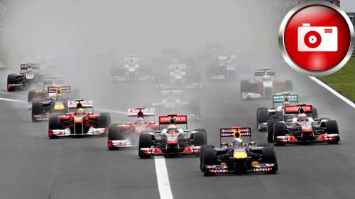 Macaristan Grand Prix'si Button'un