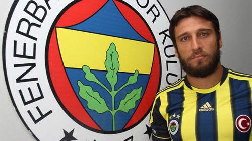Fenerbahçe'de Egemen sevinci