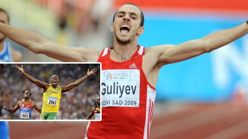 Bolt'un Rakibi Artık Bir Türk