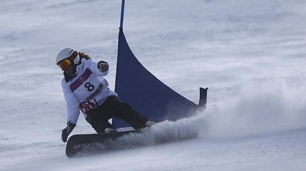 EYOF'da ilk madalya Snowboard'dan