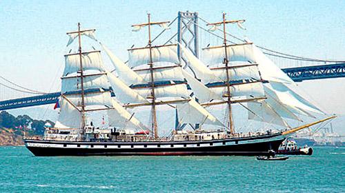 İstanbul Boğazı'nı Korsanlar Bastı