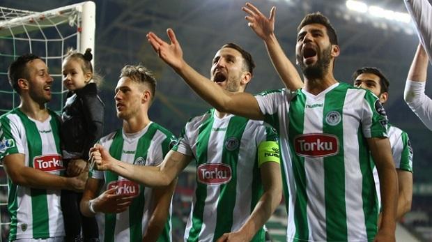 Torku Konyaspor'dan tarihi puan rekoru