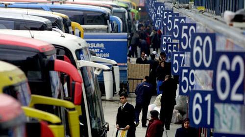 Şehirlerarası otobüs ücretleri belli oldu