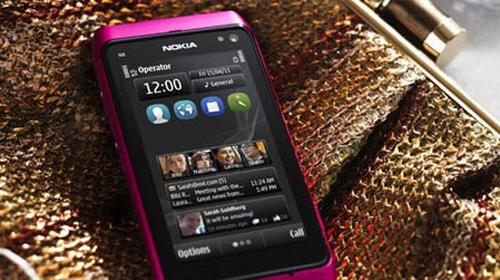 Symbian^3'lü Telefonlar Güncelleniyor