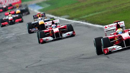 Bahreyn, F1 Takviminden Çıkarıldı