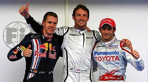 F1'de Süprizler Devam Ediyor