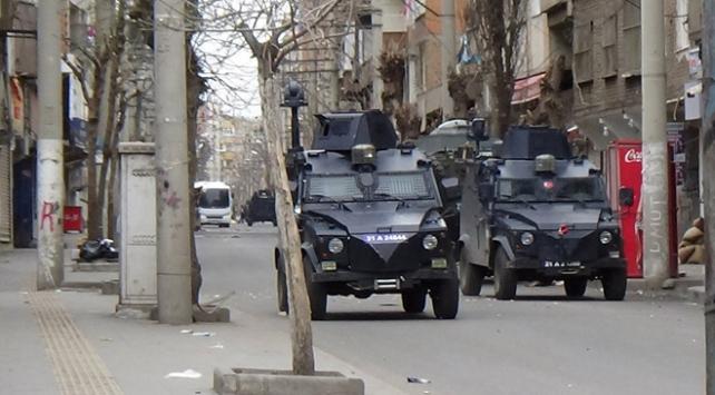 Diyarbakır'da 14 mahallede sokağa çıkma yasağı