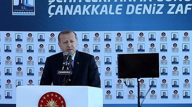 Cumhurbaşkanı Erdoğan: Türkiye Cumhuriyeti ilk değil, son devletimizdir
