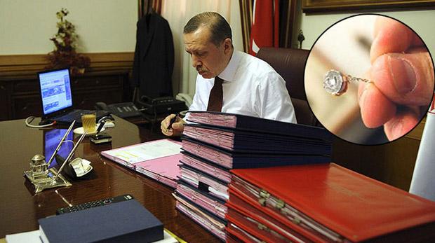 Erdoğan'ın ofisine böcek koyanlar kaçmış