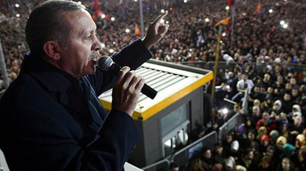 Erdoğan'dan dershanelere boykot çağrısı