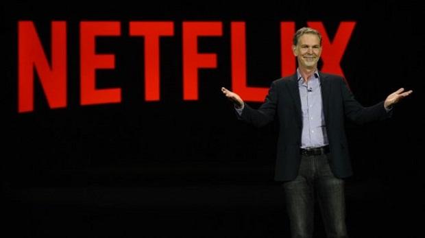 Netflix Türkiye'de kullanıma açıldı