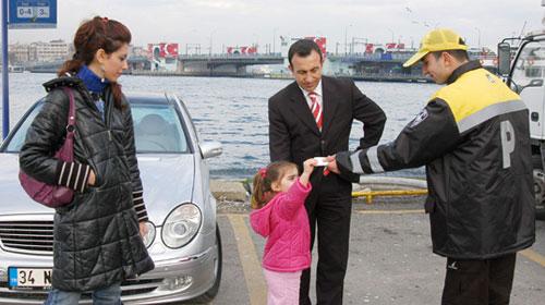 İSPARK'lara nasıl ücretsiz park edilir?