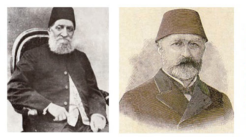 Abdülhamid'in servetini yöneten Ermeni