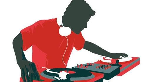 DJ öldü ama partiye devam ettiler