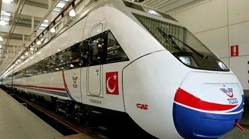 İzmir-Ankara Yüksek Hızlı Tren Projesi