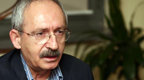 Kılıçdaroğlu Başbakan'a Taziyelerini İletti