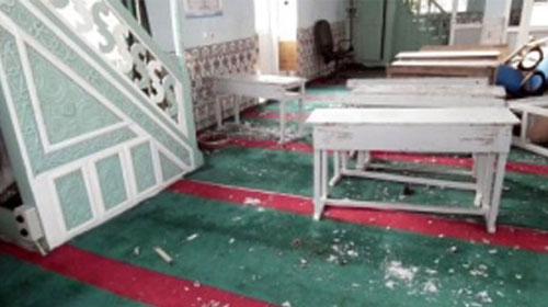 Sırbistan'da Camiye Çirkin saldırı