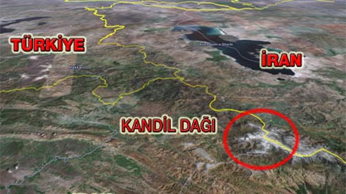 İran'dan Kandil'e Kara Harekatı!