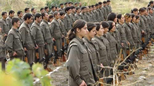 Toplam Kaç Bin PKK'lı Var?