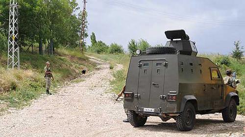 Kahramanmaraş'ta Çatışma: 1 Asker Şehit