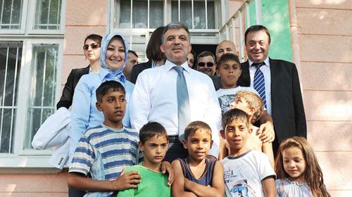 Gül'ün Bulguristan'da Unutamadığı An!