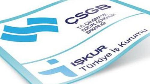 Çalışma Bakanlığı ve İşkur'a Yeni Logo