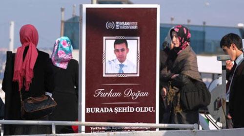 Mavi Marmara'ya Yoğun İlgi