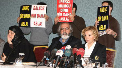 Balyoz'a Gazeteci Tepkisi!..