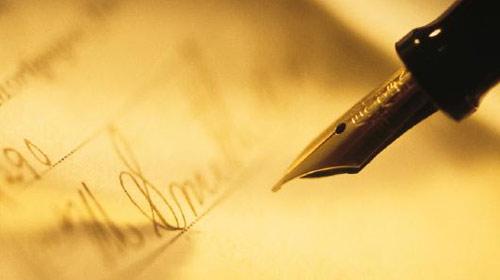 Ben yazar olmak istiyorum