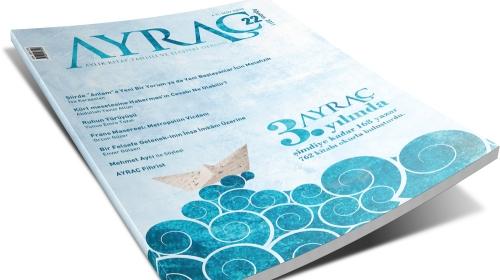 Ayraç Dergisi Üçüncü Yılında