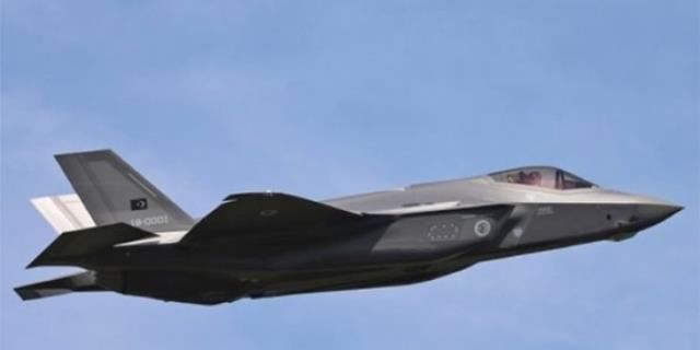 Türk savaş pilotu, F-35 ile ilk uçuşunu gerçekleştirdi
