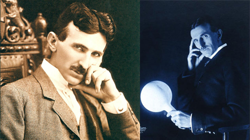 Büyük Mucit Nikola Tesla
