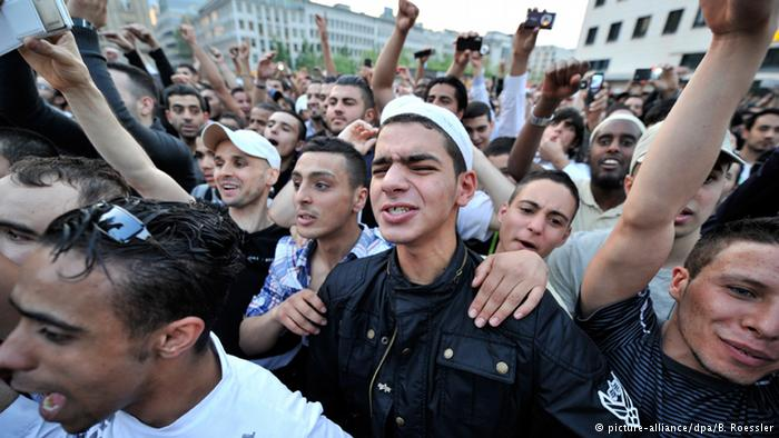 'Cihat bir protesto hareketi'