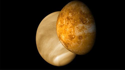 Venüs'te -175 derece hava katmanı bulundu