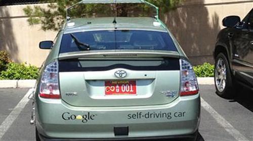 Google'ın oyuncağı yollarda!