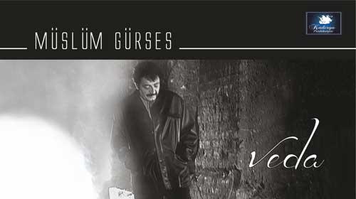 Müslüm Gürses'in son albümü 15 Nisan'da çıkıyor