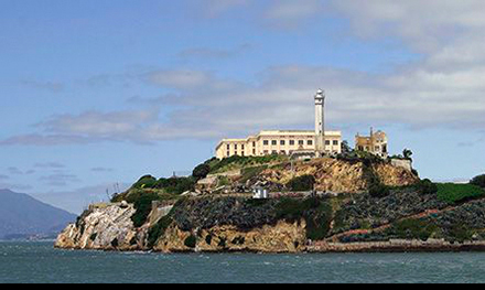İmkansızın ismi Alkatraz ada hapishanesi