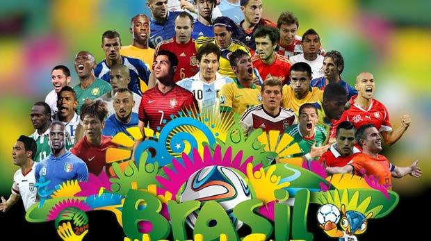 İşte Dünya Kupasında gruplar ve maç saatleri