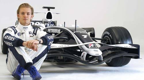Rosberg, Brawn GP Yolunda