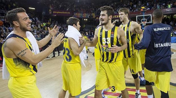 Fenerbahçe potada İtalya deplasmanında