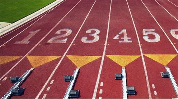 Atletizmde 10 madalya