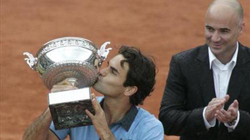 Federer Tarih Yazdı