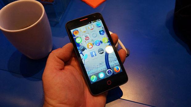 Mozilla'nın ilk akıllı telefonunu satışta