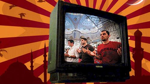 Ramazan'da Ekranlar Dolu Dolu