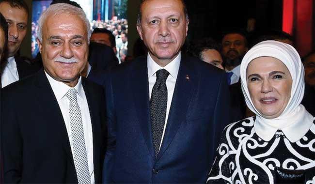 Erdoğan, Nihat Hatipoğlu'nu rektör yaptı!
