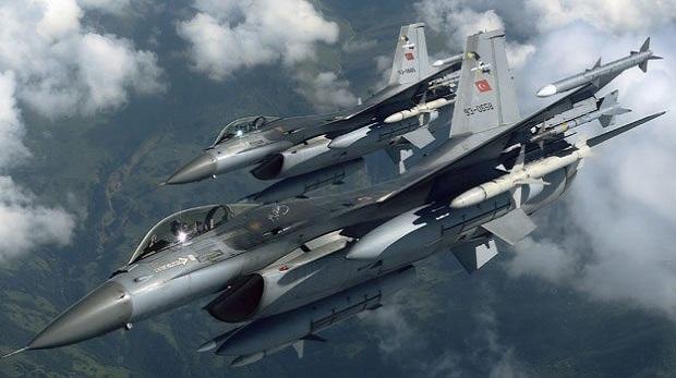 Karargâh vuruldu, 200 PKK'lı öldürüldü