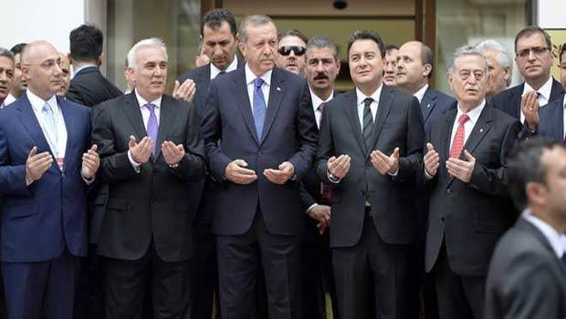 Cumhurbaşkanı Ziraat Katılım Bankası'nı açtı