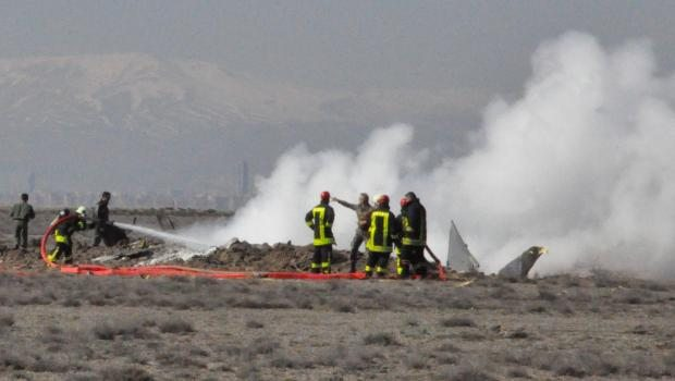 Konya'daki F4 kazasının nedeni pilotaj hatası