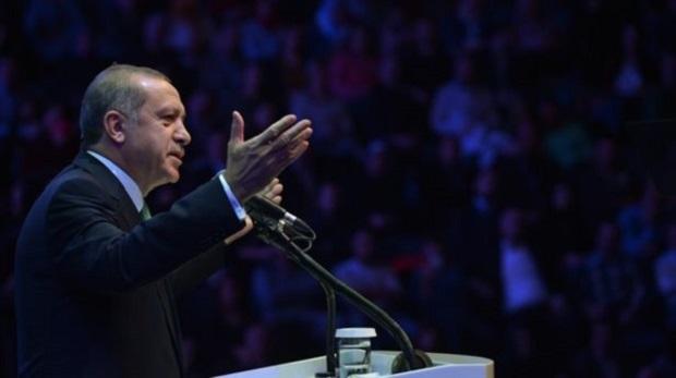 "Erdoğan:""Geçti o fetret devri"""