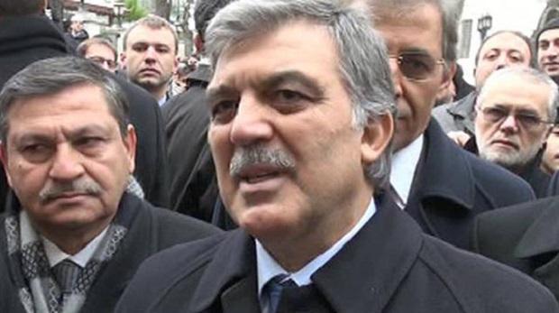 Abdullah Gül'den vekillere mektup